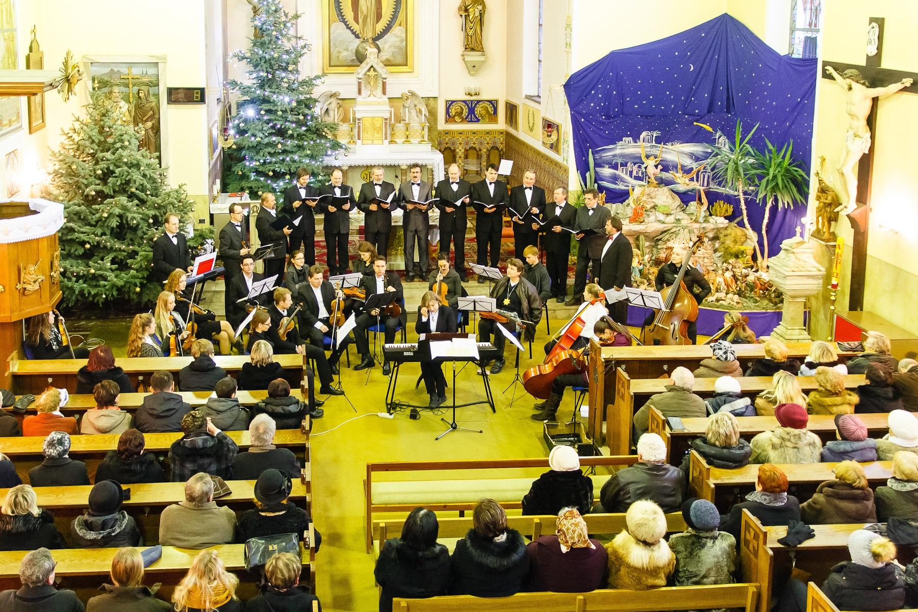 Vánoční-koncert